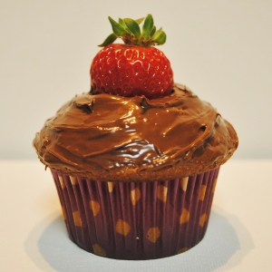 Strawberry Nutella